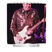 Jeff Pitchell Shower Curtain