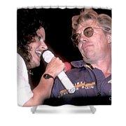 Jefferson Airplane Shower Curtain