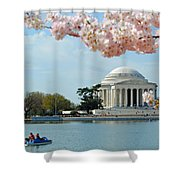 Jefferson Bloom Shower Curtain