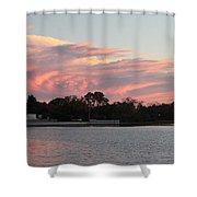 Jefferson Landscape0201 Shower Curtain