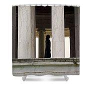 Jefferson Shower Curtain