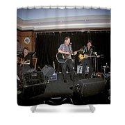 Jefferson Starship Shower Curtain
