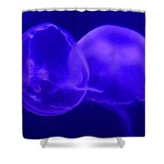 Jelly Two Shower Curtain