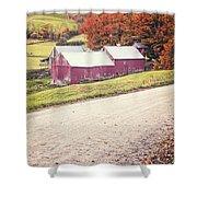 Jenne Farm Vermont Shower Curtain
