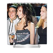 Jennifer Love Hewitt Shower Curtain