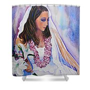 Jenny Shower Curtain