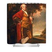 Jeremiah Milles, 1780-83 Shower Curtain