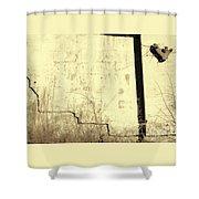 Jericho Shower Curtain