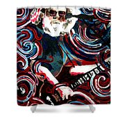 Jerome Four Shower Curtain