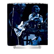 Jerry And Billy At Winterland 2 Shower Curtain
