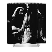 Jerry And Donna Godchaux 1978 Shower Curtain