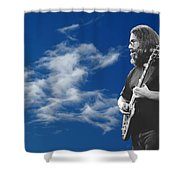 Jerry And The Dancing Cloud Shower Curtain