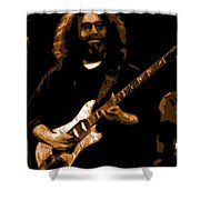 Jerry At Winterland 1977 Shower Curtain