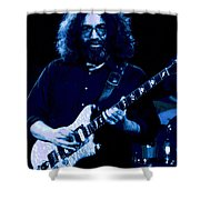 Jerry At Winterland 3 Shower Curtain