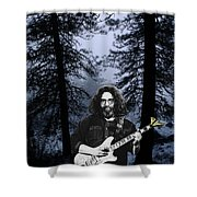 Jerry Cold Rain And Snow Shower Curtain