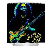J G 1977 Shower Curtain