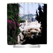 Jerusalem Beautiful Shower Curtain