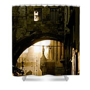 Jerusalem - The Holy City Shower Curtain