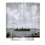 Spiritual Inspiration Shower Curtain