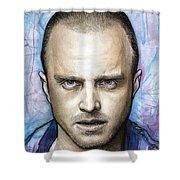 Jesse Pinkman - Breaking Bad Shower Curtain