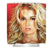 Jessica Simpson Shower Curtain