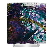 Jesus And Mary And The Transmutation Of The Planet Earth Shower Curtain