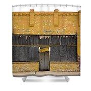 Jesus At The Door Shower Curtain