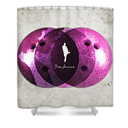 Jesus Quintana Bowiling Shower Curtain