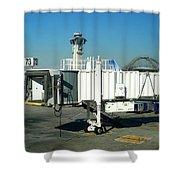 Jetway Seventy-three Shower Curtain