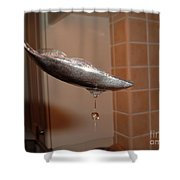 Jewel Drop Shower Curtain