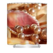 Jewels Of The Sea  Shower Curtain