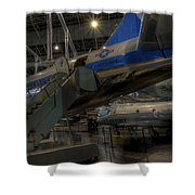Jfk Air Force One Shower Curtain