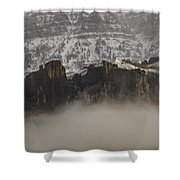 Jim Mountain   #6516 Shower Curtain