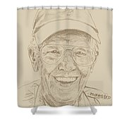 JIM Shower Curtain