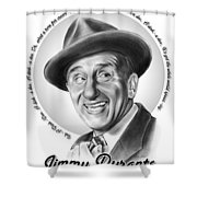 Jimmy Durante Shower Curtain