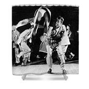 Jitterbuggers, C1939 Shower Curtain