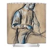 Jockey Shower Curtain
