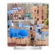 Jodhpur - Rajasthan - India Shower Curtain