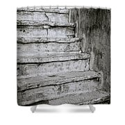 Jodhpur Stairway  Shower Curtain