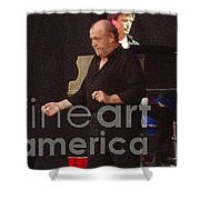 Joe Cocker Shower Curtain