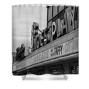 Joe's Playland Shower Curtain