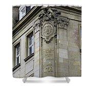 Johann Maria Farina Factory 1709 Cologe Germany Shower Curtain