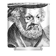 Johannes Aepinus (1499-1553) Shower Curtain