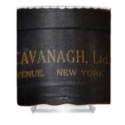 John Cavanagh Hatbox New York Shower Curtain