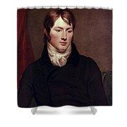 John Constable (1776-1837) Shower Curtain