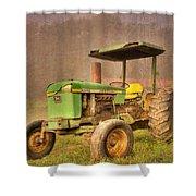 John Deere 2440 Shower Curtain