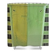 John Deere Grill Shower Curtain