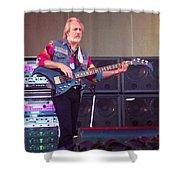 John Entwistle The Who Shower Curtain