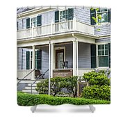John Fitzgerald Kennedy Birthplace Shower Curtain