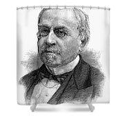 John Guy Vassar (1811-1888) Shower Curtain